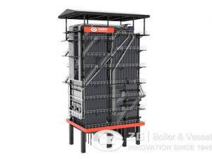 waste heat boiler